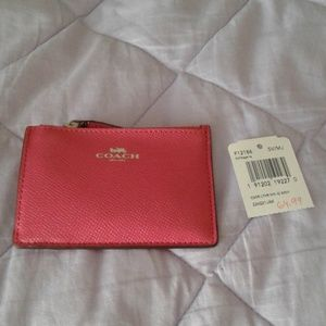 Coach Card Case